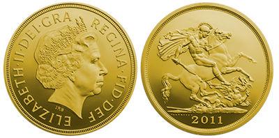 Αγορά Χρυσή Λίρα Αγγλίας