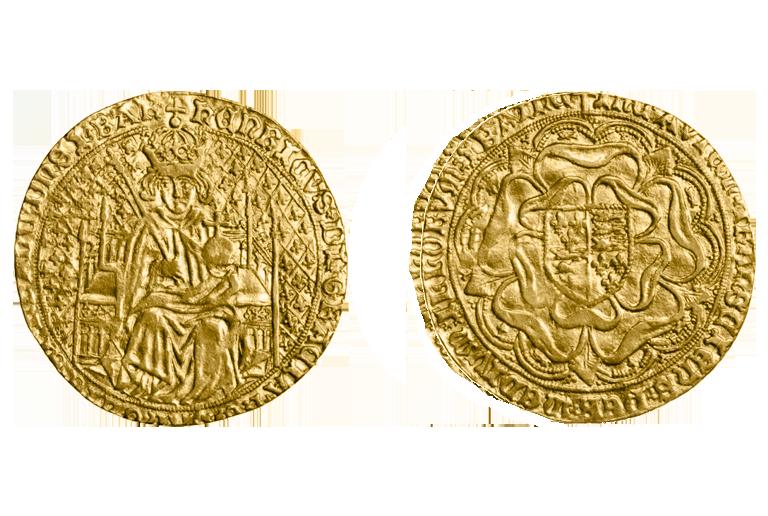 Χρυσή λίρα Ερρίκος