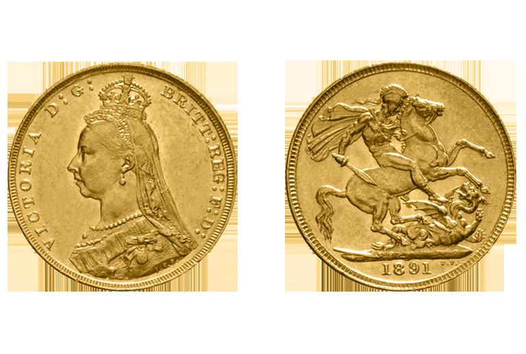 Χρυσή λίρα Βικτώρια